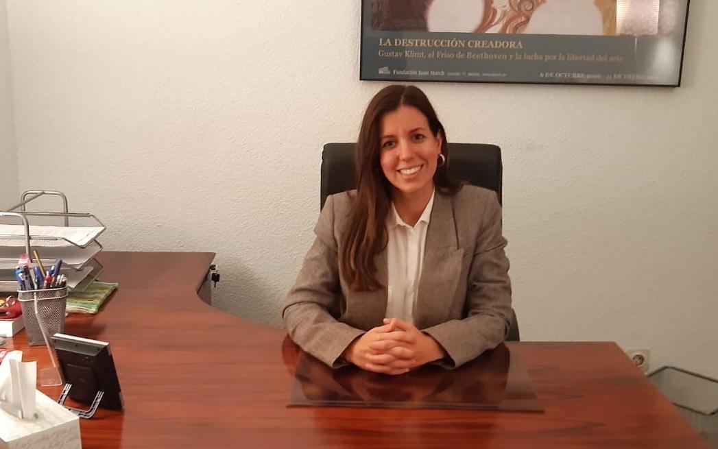 Cristina Rodríguez Psicóloga en Madrid