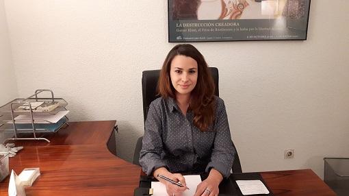 Almudena Pingarrón Psicologa en Madrid